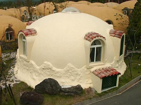 теплоизолированный дом